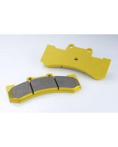 FK7 6 POT MONOBLOCK CIRCUIT BRAKE PADS [FRONT]