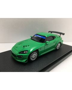 OFFICIAL SPOON SPORTS S2000 MODEL (SIGNAL GREEN)