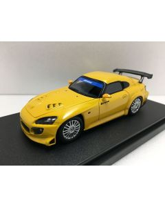 OFFICIAL SPOON SPORTS S2000 MODEL (YELLOW)
